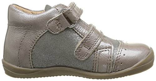 Noël Mini Babe, Chaussures Marche Bébé Fille Beige (36 Beige)