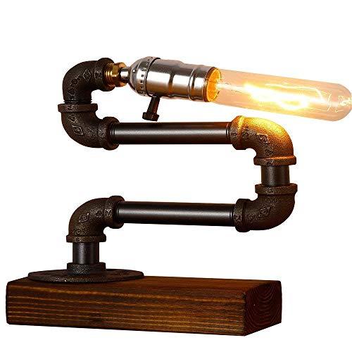 INJUICY Iluminación Vintage Industrial Retro Steampunk