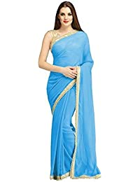Saree Sale For Women Latest Design For Saree Sale Party Wear Buy In ,Today Offer In Low Price Saree Sale,sarees... - B075J2ZBPH