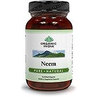 Organic India Neem Capsules Vegetarian 90 by Organic India preisvergleich bei billige-tabletten.eu