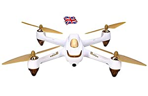 Ferre Express Hubsan H501S X4 5.8G FPV Brushless With 1080P HD Camera GPS RC Drone Quadcopter RTF Standard Version from Ferre Express
