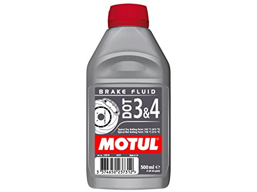 Motul Brake Fluid Liquide de frein Dot 3 & 4