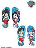 Nickelodeon Flip Flops Paw Patrol 23/25 26/28 30/32 Sommer Strand Schwimmbad Schuhe