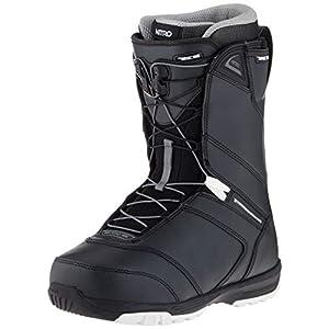 Nitro Snowboards Herren Anthem TLS '20 All Mountain Freeride Freestyle Schnellschnürsystem Boot Snowboardboot
