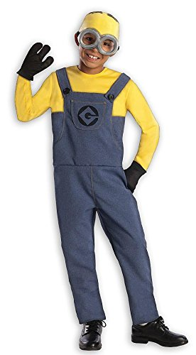 (Despicable Me Kinderkostüm Minion Dave (M))