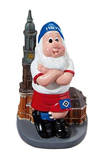 """Hamburger SV Gartenzwerg """"Michel"""" klein"""