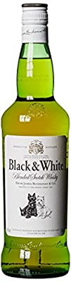 Black & White Blended Scotch Whisky (1 x 0.7 l)