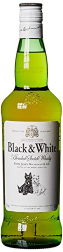 Black & White Blended Scotch Whisky (1 x 0.7 l)