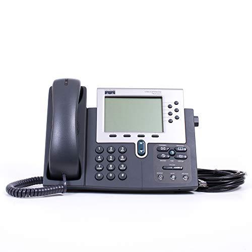 Cisco 7960 IP System Telefon (zertifiziert aufgearbeitet)