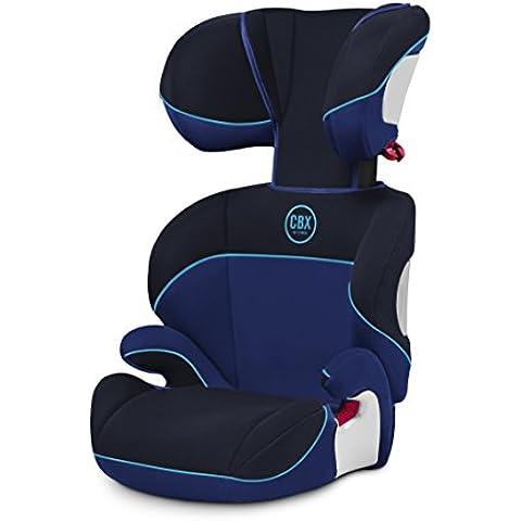 CBX by Cybex Solution - Silla de auto, color azul marino