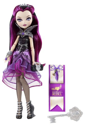 Preisvergleich Produktbild Mattel Ever After High BFW94 - Raven Queen, Puppe
