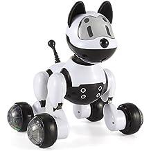 SmartEra® Gesto de la detección inteligente electrónica animal doméstico del perro robot de