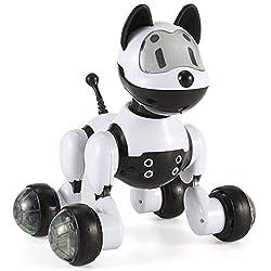 SmartEra® Gesture Sensing Intelligente elektronische Haustier-Spielzeug Roboter Hund