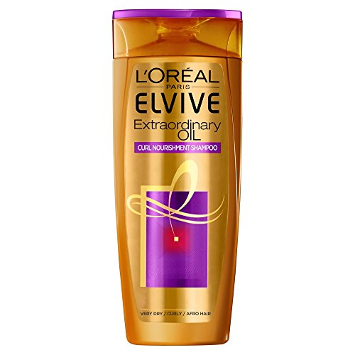 L'Oreal Paris Elvive Curl Nourishment Oil Shampoo 400ml