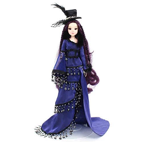 Puppe 30 cm Zwölf Konstellationen Puppe Skorpion Anime Stil Mädchen Spielzeug Dress Up Ausländische Puppe Geburtstagsgeschenk ()