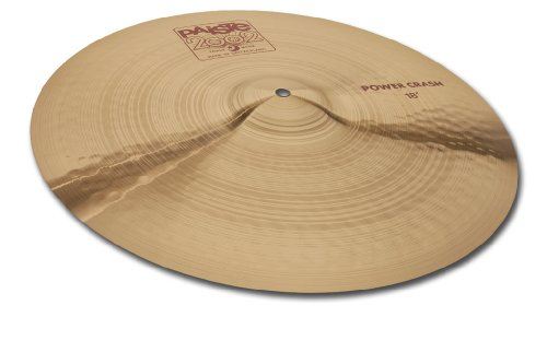 PAISTE 2002 16 POWER CRASH · PLATO CRASH