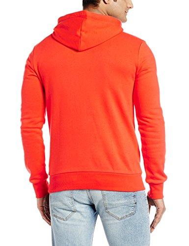 PUMA Herren Sweatshirt AFC Fan Hoody-Crest Q3 High Risk Red