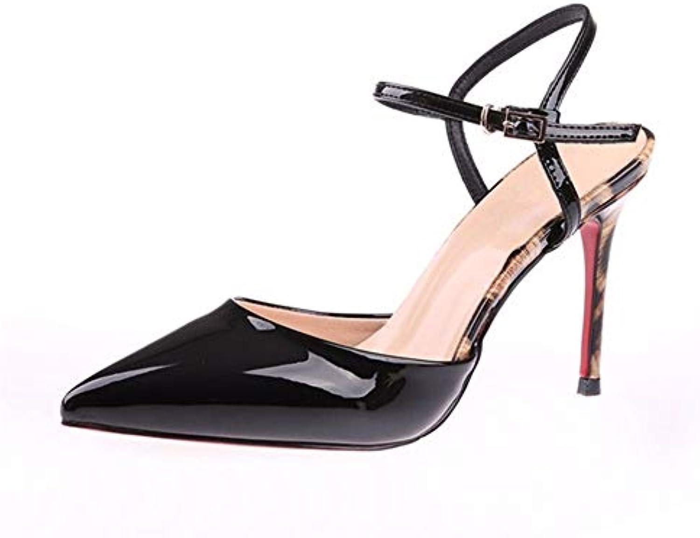 5a24b5af111 YMFIE Ladies YMFIE summer elegant heel elegant temperament pointed stiletto  high heel sandals party banquet high heels B07GBVXR45 Parent 722922a