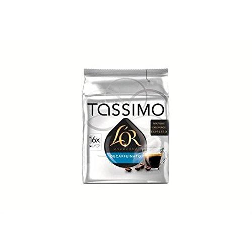 Tassimo l'or espresso décaféiné x16 118g - ( Prix Unitaire ) - Envoi Rapide Et Soignée