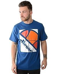 Ellesse Nicola 3077 Half Sleeve T-Shirt - Blue