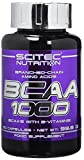 Scitec Nutrition BCAA 1000 aminoácidos 100