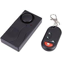 Alarma antirrobo inalámbrico con mando a distancia de infrarrojos