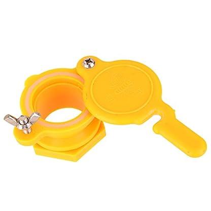 MagiDeal Beekeeping Tool Honey Bottling Hive Gate Valve Extractor Tap Seal 6