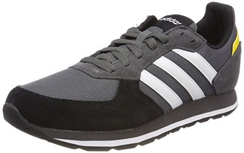 Adidas V Racer 2.0, Zapatillas para Hombre, Gris (Grey Two F17/ftwr White/Collegiate Royal), 40 2/3 EU