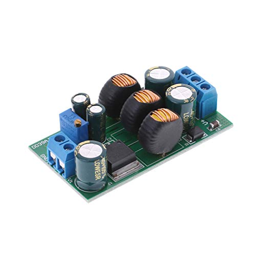 JENOR 20 W Boost-Buck Konverter Board Eingang 3,6-30 V einstellbar ±3-30 V Positive und Negative Spannung Modul Buck-boost-controller