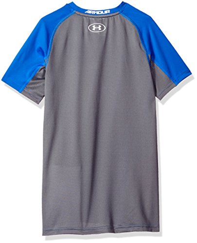 Under-Armour-Boys-Fitness-T-Shirts-Und-Tanks-Grid-Ss-Short-Sleeve-Shirt