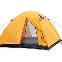 Ultralight 2/3-Personen Outdoor Camping Zelt-Kit–Blau