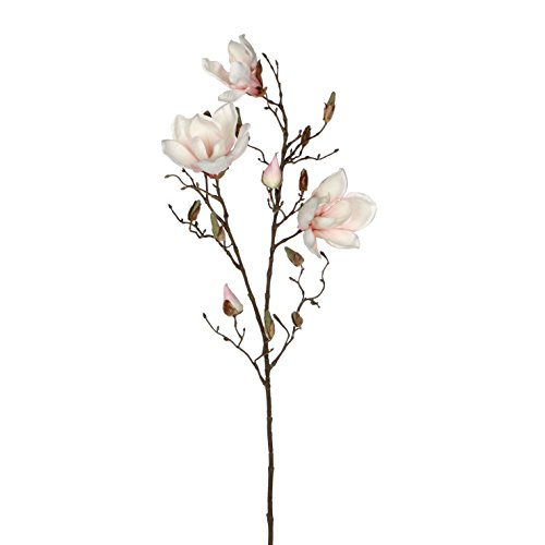 Mica Decorations 1005581 Fleurs Rose