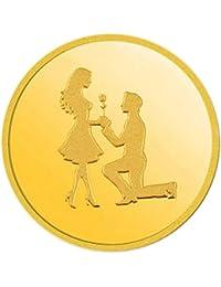 IBJA Gold 5 Gm, 24K (995) Yellow Gold Precious Coin