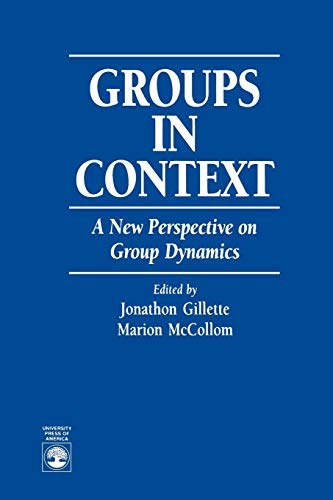 Gillette Company (Groups in Context: A New Perspective on Group Dynamics: A New Perspective on Group Dynamics)
