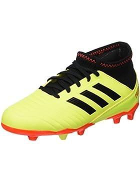 adidas Predator 18.3 FG J, Zapatillas de Fútbol para Niños
