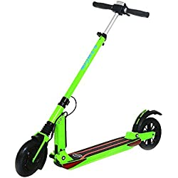 E-Twow Booster S2 PLUS - Patinete eléctrico, color verde