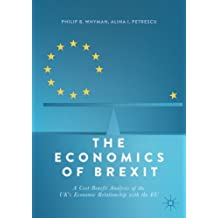The Economics of Brexit: A Cost-Benefit Analysis of the UK's Economic Relationship with the EU