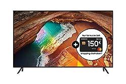 Samsung Q60R 189 cm (75 Zoll) 4K QLED Fernseher mit HDR10+