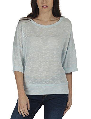 Bench Veer - Sweat-shirt - Femme Bleu - Blau (Starlight Blue Marl SK020X)