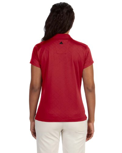 adidas -  Polo  - Donna POWER RED