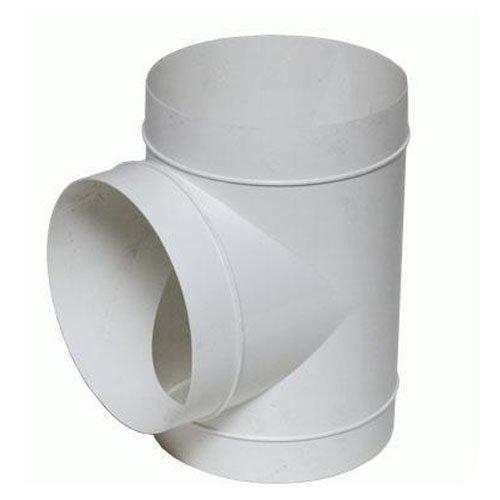 Raccord T en PVC 125mm 90°