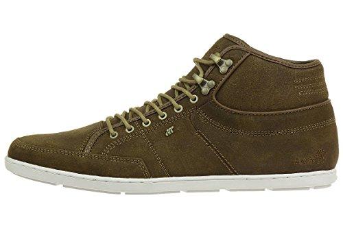 Boxfresh  Swapp Prem Blok, Sneakers Hautes homme Marron - Marron clair