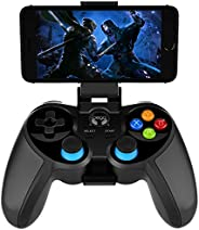 IPEGA PG-9157 Wireless Bluetooth Gamepad Controller Flexible Joystick With Phone Holder For Android IOS PC TV