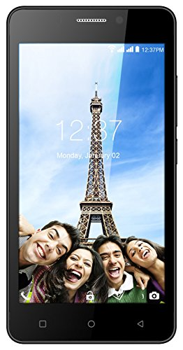 Intex Aqua Supreme+ (Black, 16GB, VoLTE)