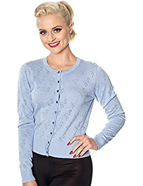 Cardigan Storm Chaser Banned (Blu)