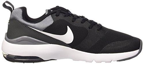 Nike Herren Air Max Siren Sport & Outdoorschuhe schwarz (Black/White-Wolf Grey-Cl Grey)