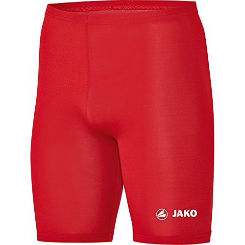 JAKO Shorts Basic 2.0, rot, L