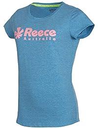 Reece Classic Camiseta de mujer Hockey Azul Melange, blau melange