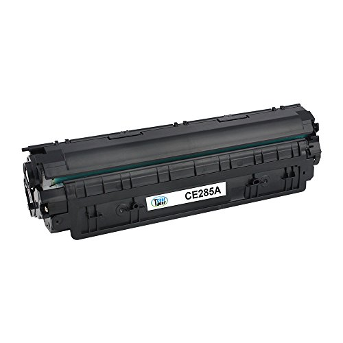 Preisvergleich Produktbild Cool Toner kompatibel zu CE285A für HP LaserJet Pro P1102 , HP LaserJet Pro P1102w , HP LaserJet Pro M1132 MFP , HP LaserJet Pro M1212nf MFP , HP LaserJet Pro M1217nfw MFP, 1600 Seiten, ce285a 85a,1 Pack, schwarz