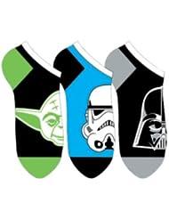 disney Pack 3 calcetines neon Star Wars